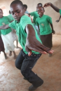 Dancing it for God